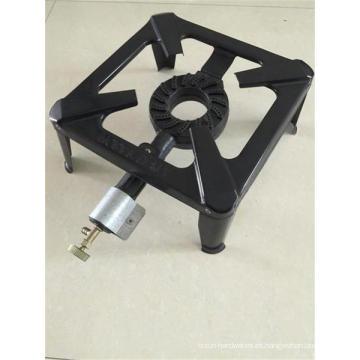 Quemador de gas caliente de la venta GB-05t, solo, CE