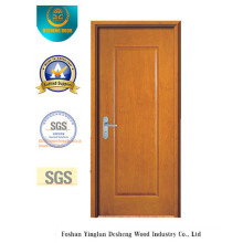 Modern Style Golen Color MDF Door for Room (xcl-003)