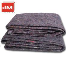 Rolos de tecido não tecido laminado reciclado Tapete de tecido não tecido de feltro tecido quintal