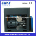 Professional one stage screw type 25hp ZAKF air compressor industrial air compressor price list