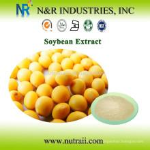Bonne qualité poudre synthétique 40% prix Isoflavones