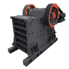 Stone Jaw Crusher Machine For Road Construction