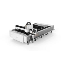 steel cutting fiber 400w laser cutter