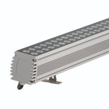 Lámpara de pared LED 72W con iluminación de proyecto de iluminación de doble línea con arandela de pared LED