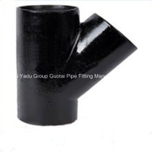 Pipe Fitting Carbon Steel Lateral Tee
