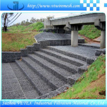 PVC-beschichtetes Gabin-Maschendraht für Bau & Dekoration