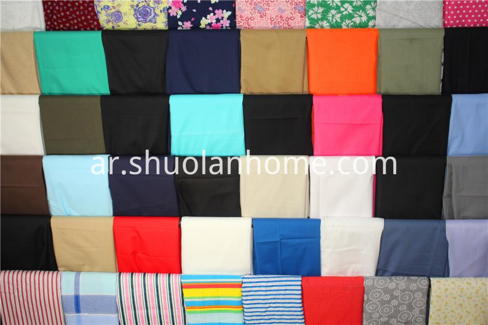 Solid Tc Plain Fabric