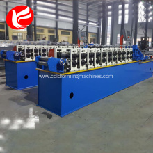 Automatic metal steel door frame roll forming machine