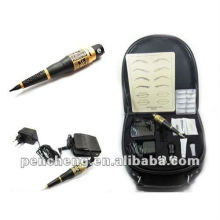 Profession permanent electric makeup tattoo pen machine kit
