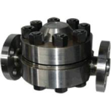 Válvula (tipo de disco de alta pressão / alta pressão)