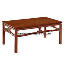 Alte chinesische Stil MDF antiken Tee-Tabelle für Empfang (FOHS-F20)
