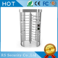 Indoor Bar Code Terminal Bus Full Height Turnstiles