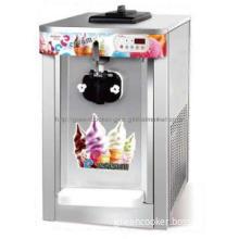 single nozzel desktop ice cream machine maker