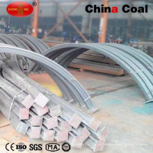 China Coal U Type Mining Arch Steel Soporte