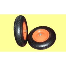 Pneumatisches Rad, Gummirad, 480/400-8