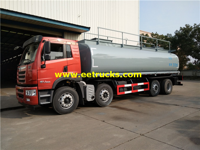 25m3 FAW Corrosive Liquid Delivery Tankers