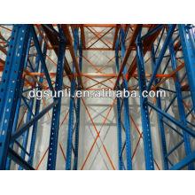 Kundenspezifisches Metallspeicherdrahtregalsystem