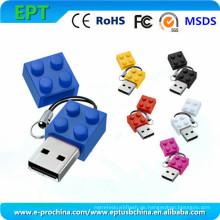 Kundenspezifisches Logo-populäres Minidisketten-Blitzlaufwerk ((ET630)