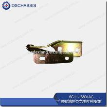 Dobradiça genuína 6C11 16801AC da tampa do motor do trânsito V348