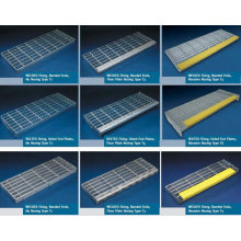 galvanised stair grating,galvanised steel stair step,galvanized staircase