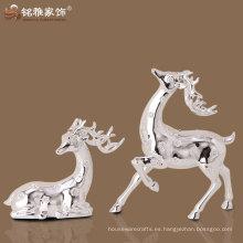 material de resina de alta calidad piezas de decoración casera de la vendimia