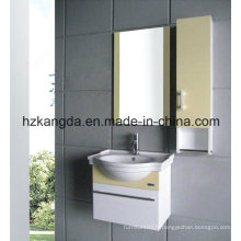 Vanité de salle de bain en PVC / cabinet de toilette en PVC (KD-300D)