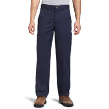 Men's Blended Twill Work Navy Blended Pants