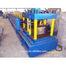 low price C Z purlin roof frame forming machine