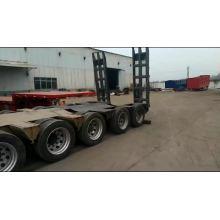 Semi-reboque para veículos utilitários especiais
