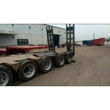 Special Utility Vehicle Semi Trailer