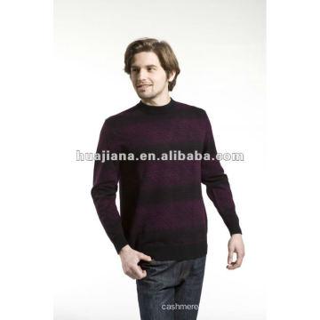 Простой 2015 мода мужские трикотажные кашемировый свитер
