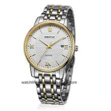 Einfache Art- und Weiseuhr-Quarz-Paar-Armbanduhr