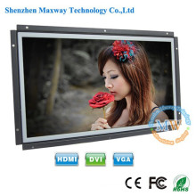 16:10 Auflösung 1680X1050 offener Rahmen 15,4 Zoll LCD-Monitor mit HDMI VGA DVI