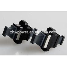 Adaptador óptico de la fibra MPO de la fuente de la fábrica, acoplador de la fibra del mpo, adaptador óptico de la fibra del tipo de la brida del mpo con el mejor precio