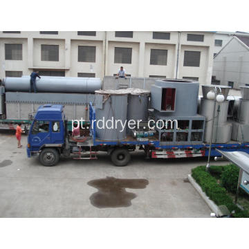 secadores flash industriais girar máquina secador de flash