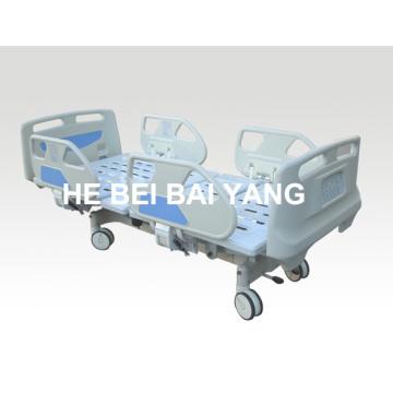 (A-5) Cama de hospital eléctrica de cinco funciones