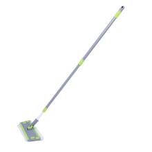 Cleaning tools microfiber floor dust aluminum flat mop for floor home kitchen