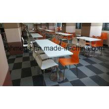 Einkaufszentrum Food Court Esstisch und Stuhl (FOH-RTC07)
