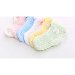 Colorful cute pattern Children's Cotton Socks
