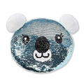 KOALA FLIP SEQUIN PILLOW-0