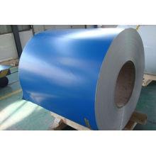 PE/PVDF color coated aluminum coil for decoration