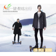 Two Wheel Scooter Mini Scooter Green Transporter Hoverboard
