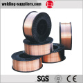 Solid copper coated welding wire er70s-6 (Factory)