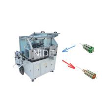 Maquinaria automática de la bobina de la bobina del rotor