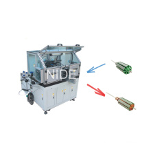 Machine à bobines automatiques pour bobines à rotor