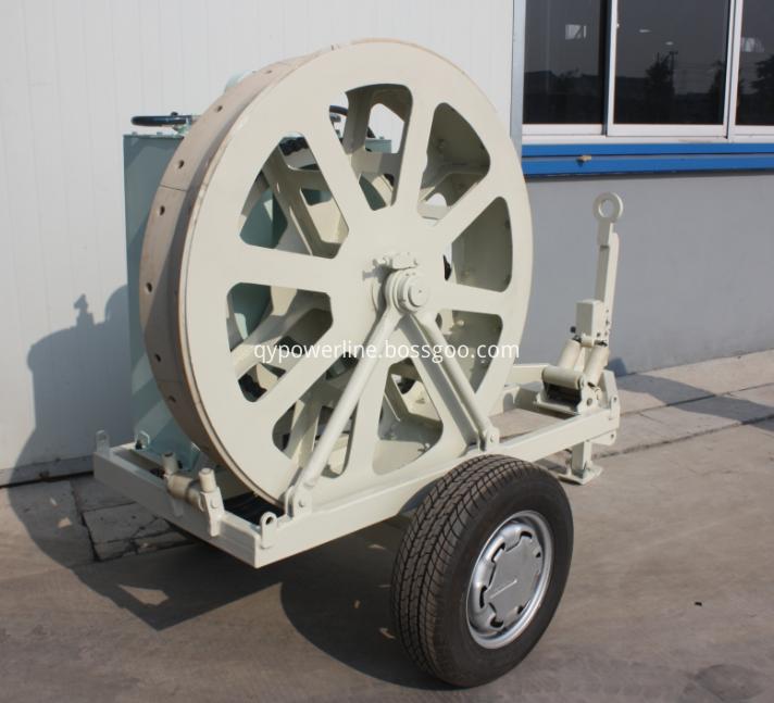 7.5KN1 Hydraulic power tensioner