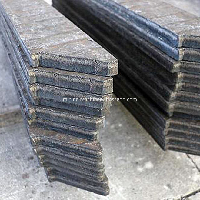 composite steel plates (50)