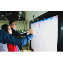 High Brightness Infrared Multi Touch Screen Monitors , Multi-touch Whiteboard Board