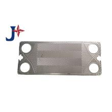 Материал пластины теплообменника из нержавеющей стали Gea Nt150s 304 / 316L в Китае