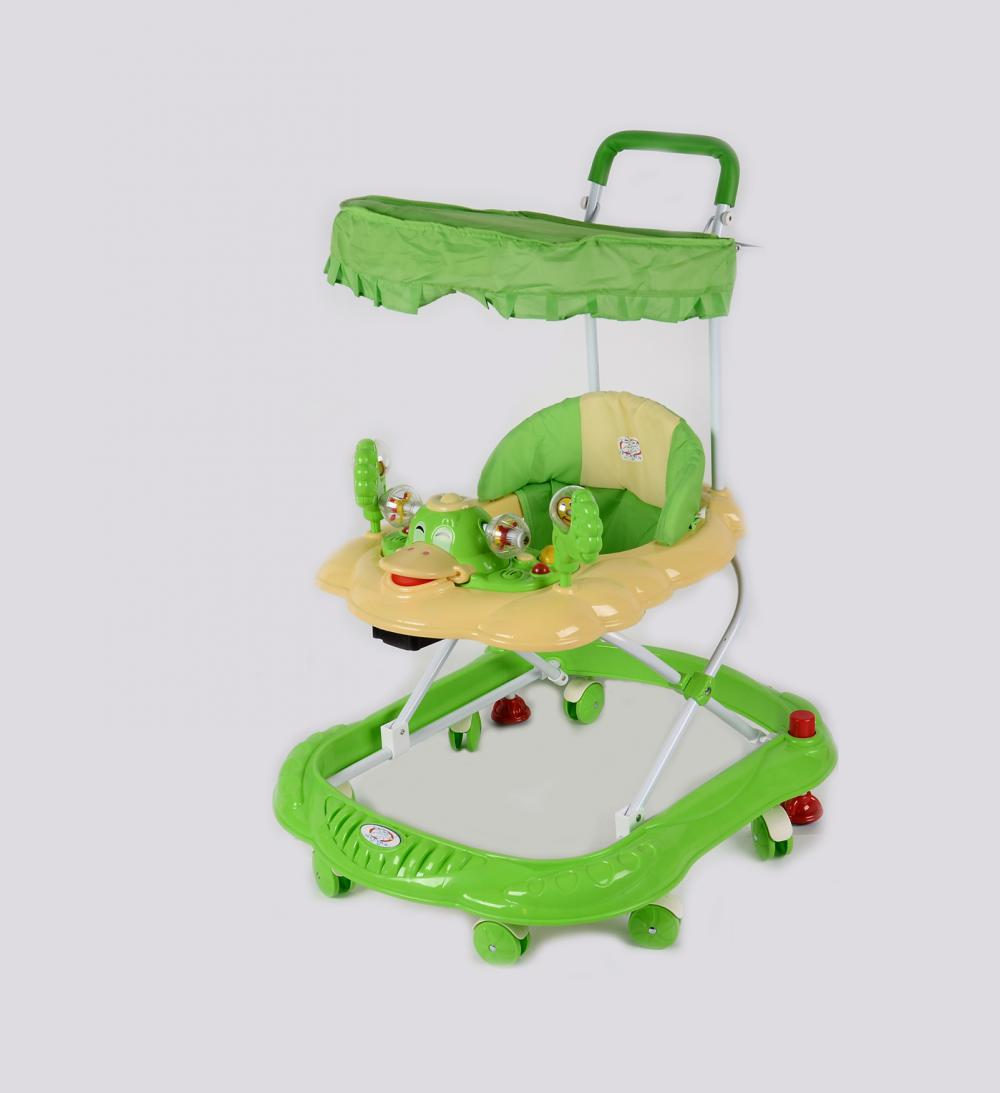 plastic baby walker with sunshade